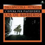 Dallapiccola-Petrassi: L'opera per pianoforte (The Works for piano)详情