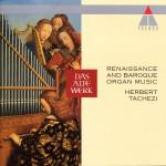 Renaissance And Baroque Organ Music详情