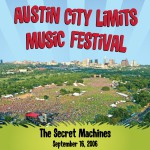 Live at Austin City Limits Music Festival 2006 (DMD Album)详情