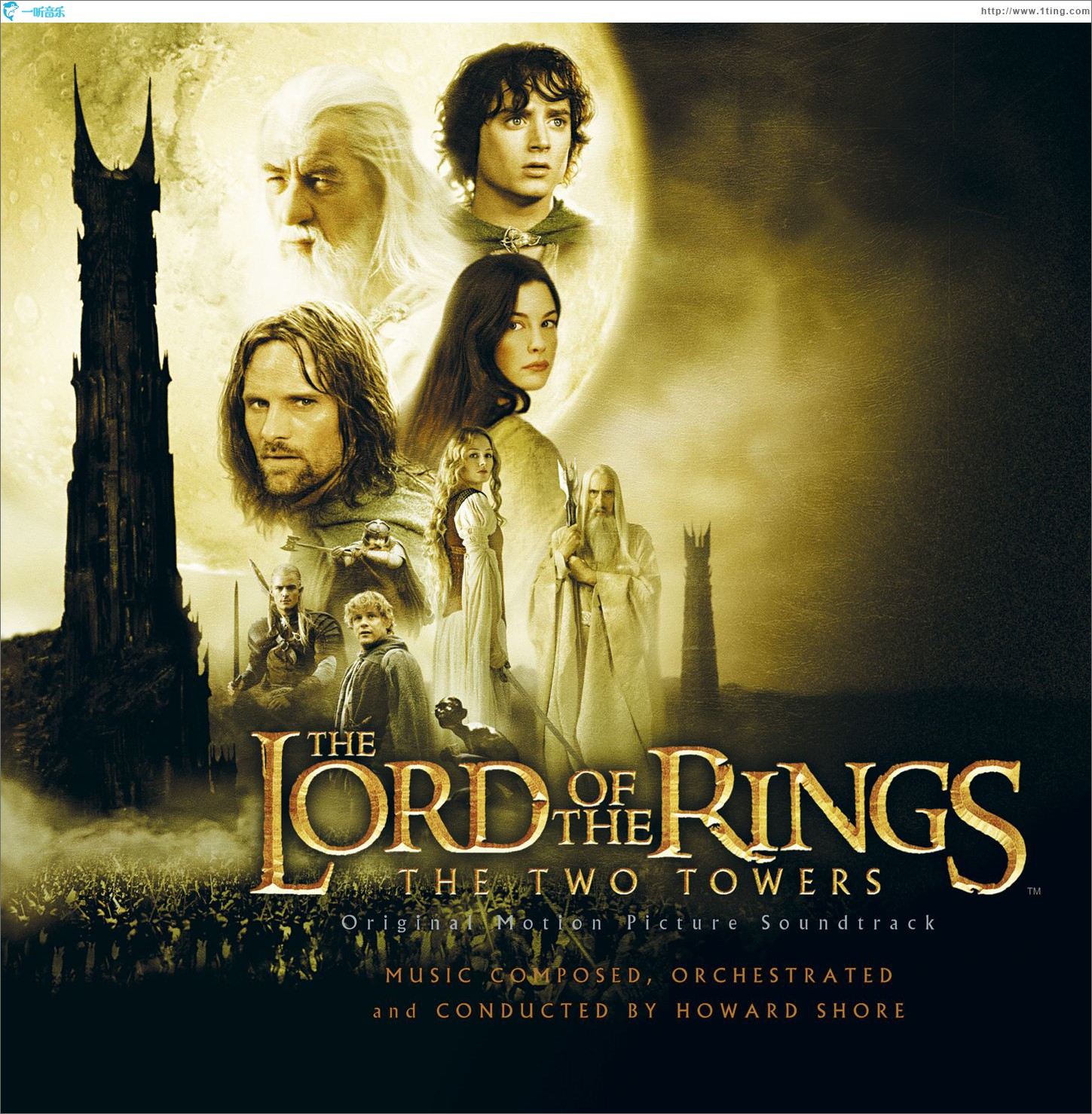 Lord Of The Rings Soundtracl