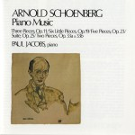 Schoenberg: Piano Music详情