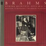 Brahms: String Quintets, Op. 88 & 111详情