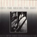 Aaron Copland: Sextet [1937]/Piano Variations [1930]/Piano Quartet [1950]详情