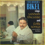Sings Yiddish Theatre & Folk Songs详情