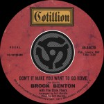 Don't It Make You Want To Go Home / I've Gotta Be Me [Digital 45]详情