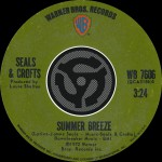 Summer Breeze / East Of Ginger Trees [Digital 45]详情