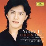 肖邦/李斯特第一钢琴协奏曲 Chopin/Liszt Piano Concerto No.1详情