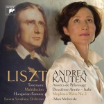 Liszt: Works For Piano And Orchestra / Années De Pèlerinage II详情