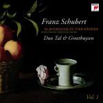 舒伯特:钢琴四手联弹第一辑 / Schubert: Klaviermusik zu 4 Händen Vol. 1详情