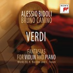 Giuseppe Verdi - Fantasia - Transcriptions by Camillo Sivori详情