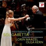 肖斯塔科维奇第一大提琴协奏曲/拉赫曼尼诺夫奏鸣曲大提琴与钢琴奏鸣曲 第一章详情