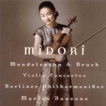 门德尔松和布鲁赫小提琴协奏曲/Mendelssohn & Bruch Violinkonzerte
