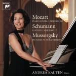 莫扎特,舒曼,穆索尔斯基钢琴作品/Mozart, Schumann,Mussorgsky: Piano Works详情