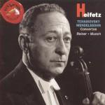 海菲兹:柴科夫斯基和门德尔松协奏曲/Heifetz: Tchaikovsky & Mendelssohn Concertos