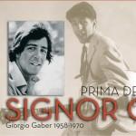 Prima Del Signor G - Giorgio Gaber 1958 - 1970详情