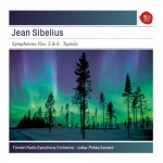 Sibelius: Symphonies No. 5 in E-Flat Major, Op. 82 & No. 6 in D Major, Op. 104;详情