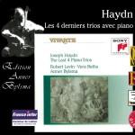 海顿:最后4首钢琴三重奏作品/Haydn: Les 4 Derniers Trios avec Piano详情