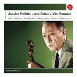 雅沙·海菲兹演奏小提琴奏鸣曲/Jascha Heifetz plays Sonatas for Violin详情