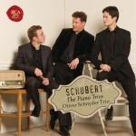 舒伯特:第一、第二钢琴三重奏/Schubert: Piano Trios Nos. 1 & 2详情