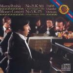 莫扎特第25号和第5号钢琴与乐团音乐会/Mozart: Concertos No. 25 & 5 for Piano and Orchestra详情