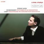 Mussorgsky: Pictures at an Exhibition; Liszt: Paraphrase de concert sur Rigolett详情