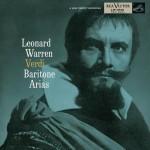 Leonard Warren - Verdi Baritone Arias详情