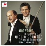 The Mozart Sonatas for Violin and Piano详情