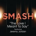 The Love I Meant To Say (SMASH Cast Version) [feat. Jeremy Jordan]详情