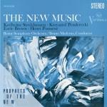 The New Music - Penderecki, Stockhausen, Brown, Posseur详情