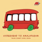 Hyderabad To Amalapuram详情