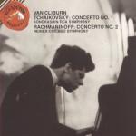 Tchaikovsky: Concerto No. 1/Rachmaninoff: Concerto No. 2详情
