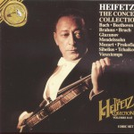 The Heifetz Collection Vol. 11-15 - The Concerto Collection详情