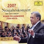 2007 New Year's Concert 2007维也纳新年音乐会详情