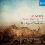 Telemann: Pariser Quartette详情