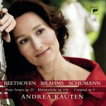 Beethoven/Brahms/Schumann: Piano Works详情