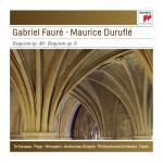 Fauré: Requiem Op. 48 & Duruflé: Requiem Op. 9详情