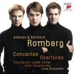 Andreas & Bernhard Romberg: Violin Concerto No. 3, Cello Concerto No. 2, a.o.详情