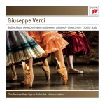 Verdi: Ballet Music from the Operas详情