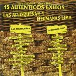 Serie de Colección 15 Auténticos Éxitos - Las Atlixqueñas y Hermanas Lima详情