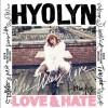 孝琳 - 1辑 love & hate