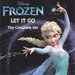 冰雪奇缘 主题曲 Let It Go The Complete Set