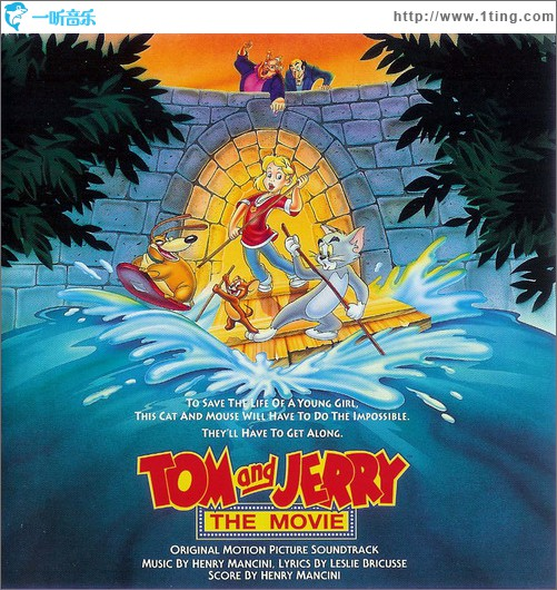 Tom And Jerry The Movie专辑封面下载