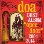 "doa BEST ALBUM ""open_door"" 2004-2014详情"