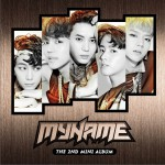 MYNAME 2ND MINI ALBUM详情