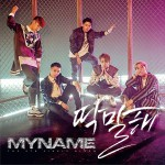 Myname 4th Single Album详情