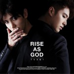 RISE AS GOD - TVXQ! SPECIAL ALBUM详情