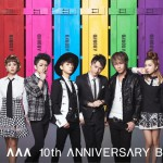 AAA 10th ANNIVERSARY BEST详情