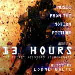 13 Hours: The Secret Soldiers Of Benghazi (Music From The Motion Picture)班加西的秘密士详情
