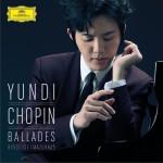 Chopin: Ballades, Berceuse, Mazurkas 肖邦:叙事曲详情