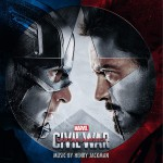 Captain America: Civil War (Original Motion Picture Soundtrack) 美国队长3:英雄内战 电影配乐详情